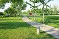 Free Summer Park Royalty Free Stock Photo - 25354545