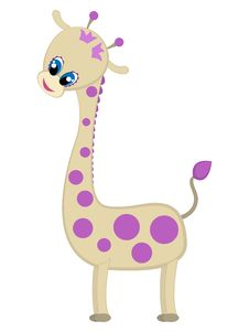Free Giraffe Stock Images - 25351284