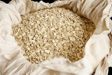 Free Rolled Oats Stock Image - 25355361
