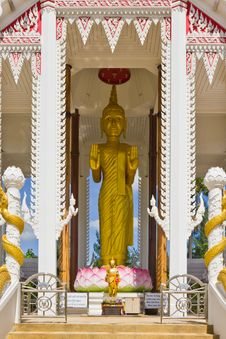 Free Wat Pranburi Temple Royalty Free Stock Images - 25355449