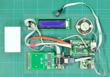 RFID Kit Stock Image