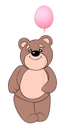 Free Cartoon Bear Royalty Free Stock Images - 25356019