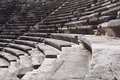 Free Ruins Of Ancient Theater. Seats Only Close Up Stock Photography - 25361092