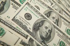 Free Money Background Dollars Stock Image - 25361511