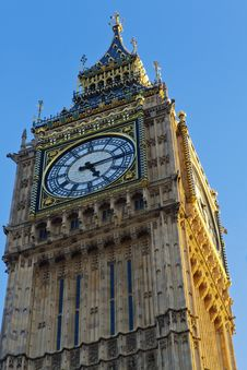 Free Big Ben Royalty Free Stock Photos - 25361738