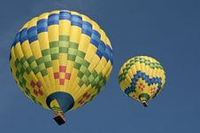 Free Hot Air Balloons Stock Image - 25364581
