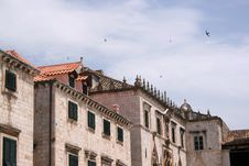 Free View On Dubrovnik Royalty Free Stock Photography - 25365877