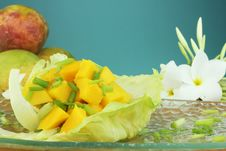 Free Fruit Salad Royalty Free Stock Photos - 25366688