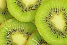 Free Beautiful Green Kiwi Royalty Free Stock Photos - 25371528