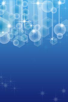Free Blue Design Background Royalty Free Stock Photos - 25372108