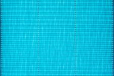 Free Blue Paper Texture For Background Usage Royalty Free Stock Photos - 25375198