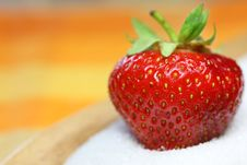 Free Strawberry Royalty Free Stock Photo - 25378055