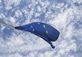 Free Flag Of The European Union Royalty Free Stock Photo - 25382165