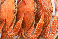 Free Red Crabs On A Plate Royalty Free Stock Photography - 25383187
