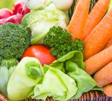 Free Vegetables Royalty Free Stock Images - 25381309