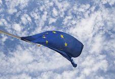 Free Flag Of The European Union Royalty Free Stock Photo - 25382165