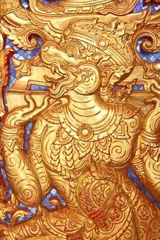 Free Pattern Of Original Thai Style Art Royalty Free Stock Images - 25383149