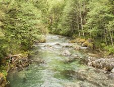 Free Opal Creek Oregon Hiking Royalty Free Stock Images - 25383889
