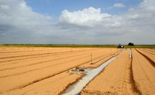Free Irrigation Royalty Free Stock Photo - 25384385