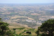 Free Countryside. Sicily. Italy. Royalty Free Stock Image - 25389596