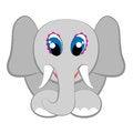 Free Elephant Royalty Free Stock Photo - 25393865
