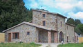 Free House In Umbria Countryside, Italy Stock Image - 25394571