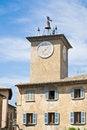 Free Clock Tower Of Orvieto Stock Photos - 25394583
