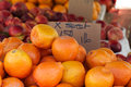 Free Oranges At The Farmer&x27;s Market Stock Photography - 25396592