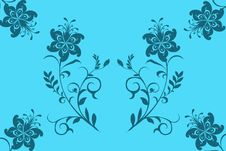 Free Floral Designs Royalty Free Stock Images - 25391169
