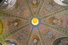 Free Ceiling Church Mural Stock Image - 25394741