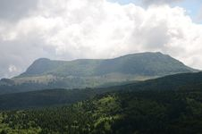 Free Rooster Ridge Peak Royalty Free Stock Photography - 25394777
