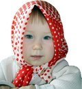 Free A Girl In The Kerchief Stock Image - 2546341