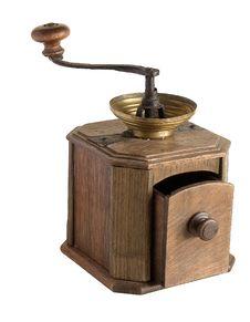 Free Manual Coffee Grinder Royalty Free Stock Photo - 2540205