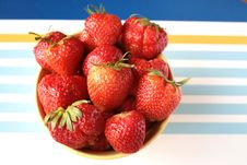 Free Strawberries Stock Images - 2541074