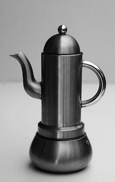Free Coffee Pot Royalty Free Stock Photos - 2541108