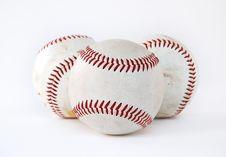 Free Baseballs Stock Images - 2542964