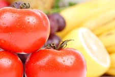 Free Tomato Royalty Free Stock Images - 2543199