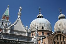Free Venice S Skyline Royalty Free Stock Photography - 2543867