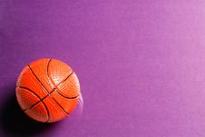 Free Basketball Ball Stock Photography - 2544472
