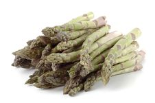 Free Bunch Of Asparagus Stock Image - 2544741