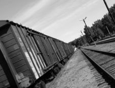 Free Old Railway Station Royalty Free Stock Images - 2544979
