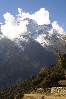 Himalaya Summit - Nepal Stock Photos