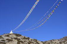 Free Stupa - Khumbu , Nepal Royalty Free Stock Image - 2545426