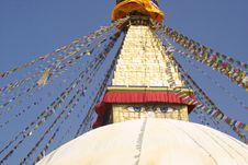 Free Stupa - Khumbu , Nepal Stock Photos - 2545483