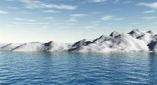 Free Iceberg Stock Image - 2545871