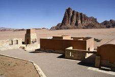 Free Wadi Rum,jordan Stock Photo - 2546500
