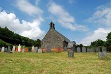 Free Llanymawddy Church 01 Royalty Free Stock Photos - 2546678