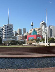 Free Darling Harbour Sydney Stock Photos - 2546903