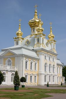 Free Church Royalty Free Stock Image - 2546956