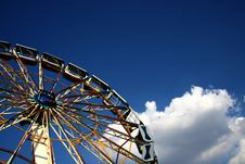 Free Ferris Wheel Royalty Free Stock Images - 2546979